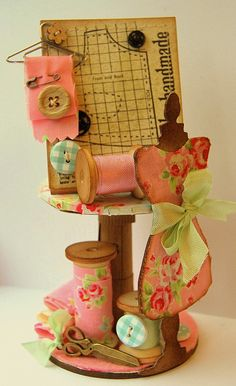 Kath's Blog......diary of the everyday life of a crafter: Art Part Addict....