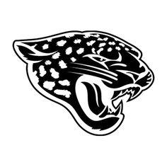 Jacksonville Jaguars vinyl decals | Jacksonville Jaguars NFL Die Cut Vinyl Decal PV628