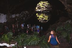 Chiara Magi - Traveling in Lanzarote - Jameos del Agua underground tunnel Canary Islands, Sicily, Traveling, Lanzarote, Viajes, Canarian Islands, Trips, Travel, Vacations
