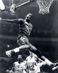 The Greatest. Michael Jordan