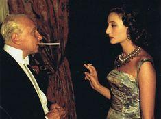 Venice, 1955, Carlos de Beistegui, Jacqueline de Ribes.