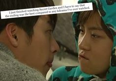 Hands down the best ending. AGREED!! Still my fave ending of my K dramas