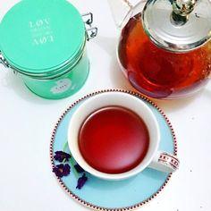 Lov is Pure de Lov Organic | Detox Tea