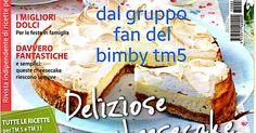 RICETTE DA FORNO CON IL VOSTRO BIMBY