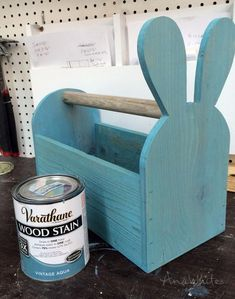 Colored Stains | Ana White Woodworking Projects #FunEasyWoodworkingProjects #woodworkingbeginners