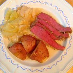 レシピとお料理がひらめくSnapDish - 13件のもぐもぐ - Corned Beef & Cabbage by http://melissasmenu.wordpress.com/