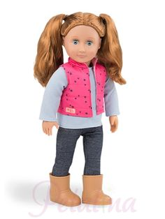 Our Generation Dolls Clothes Trekking Star - Petalina