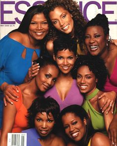 Queen Latifah, Michael Michele, Loretta Devine, Vivica A. Fox, Halle Berry, Jada Pinkett Smith, Elise Neal, and Regina King (2000)