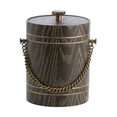 Jay Jeffers for Arteriors: Gilles Ice Bucket