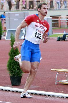 Sportsmen in lycra Sport 2, Lycra Spandex, Hot Pants, Olympics, Athlete, Tights, Running, Men, Fashion