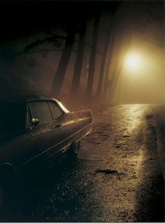 People of the college town are starting to find vehicles abandoned on roads and in the woods. No signs of the owners. They suspect it's the 'Cult of Souls.'
