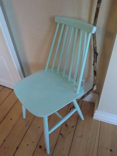 Green Chair <3