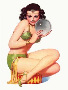 Vintage Psychic Reader  #vintage #psychic