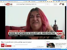 Orlando Shooting Hoax - This Crisis Actor is Sooooooooooooooo Bad
