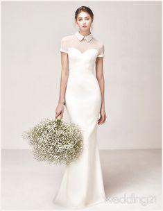 순백의 드레스, 그 고귀함 앞에선 신부와 '클라우디아'