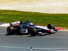 1997 Formula 1 Australian Grand Prix - David Coulthard.