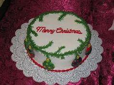 buttercream borders cakes - Google Search