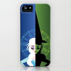 Elsa & Elphaba Phone Cases! From IPhone to Samsung by Love Ashley Designs - $35.00
