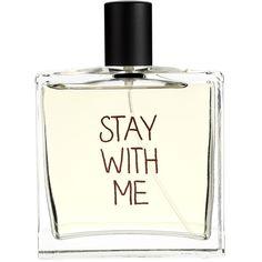 """LIAISON DE PARFUM """"Stay with me"""" eau de parfum found on Polyvore"""