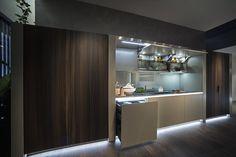 ARTE | Кухонный гарнитур Коллекция Arte By Euromobil дизайн Marco Piva
