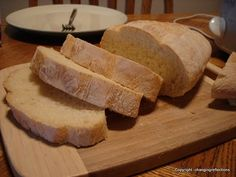 French bread in bread machine