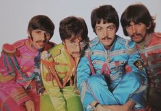 1967 - The Beatles, Sgt. Pepper's.
