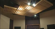 A Basic Guide to Acoustic Treatment – Hagop el Bazmo A Basic Guide to Acoustic Treatment diffuser fitted above listening position Acoustic Diffuser, Drum Room, Studio Interior, Acoustic Panels, Home Studio, Layout, House Design, Furniture, Recording Studio