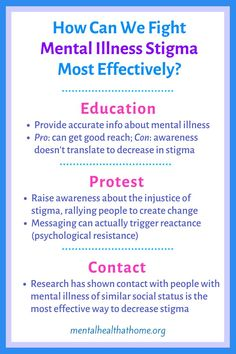 Education, protest, and contact are some of the maor strategies used in anti-stigma campaigns. They're not all equally effective, though, and understanding the benefits and limitations of each type of strategy can make for more effective anti-stigma advocacy. #stigma #endthestigma #stopthestigma #mentalhealthadvocacy #mentalhealthmatters Mental Illness Stigma, Mental Health Stigma, Mental Health Crisis, Mental Health Care, Mental Health Services, Mental Health Matters, Mental Health Awareness, Mental Health Advocacy, Psychiatric Medications