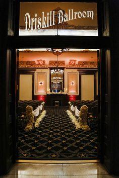 The Driskill Hotel - Wedding Venues in Austin, TX