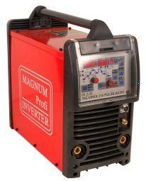 Spawarka TIG Magnum Viper 210 Puls AC/DC