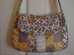 Nice Bag - Sweetwater fabrics - tutorial at sewsweetness.com