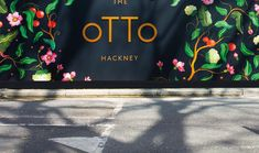 The Otto – Brand Identity – Environmental Graphics – Steve Edge Design - Steve Edge Design Signage Design, Banner Design, Layout Design, Property Branding, Hotel Branding, Hoarding Design, Billboard Design, Property Design, Ads Creative