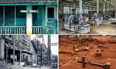 Henry Ford's dream of building a utopian city in Brazil's Amazon rain forest collapsed nearly a century ago. Now, images are giving the world yet another glimpse into Fordlandia.