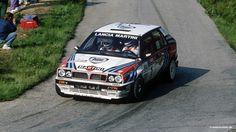 1990 - Driver: Didier Auriol - Rally: Tour de Corse - Car: Lancia
