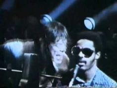 """Check out this incredible Rolling Stones/Stevie Wonder performance that mashes up """"Uptight (Everything's Alright)"""" with """"(I Can't Get No) Satisfaction."""""""