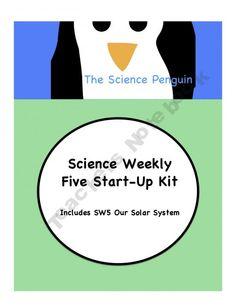 Science Weekly Five Stations on Teachers Notebook