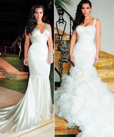 Kim Kardashian S Wedding Album