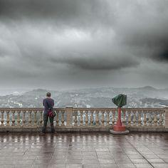 Monte Igueldo, Donostia, Gipuzkoa, Spain