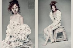 Natalie Westling – Vogue Italia March 2016 – The Society Management
