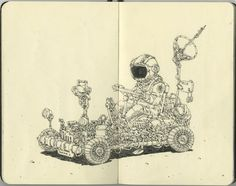 Mattias Adolfsson is amazing!!! He is one of my favs