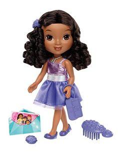 Mattel BHT45 - Fisher-Price - Dora / Dora and Friends - Tanzparty - Emma Puppe [UK Import] Fisher-Price http://www.amazon.de/dp/B00IWOSM5G/ref=cm_sw_r_pi_dp_QgZSwb1RY2DEP