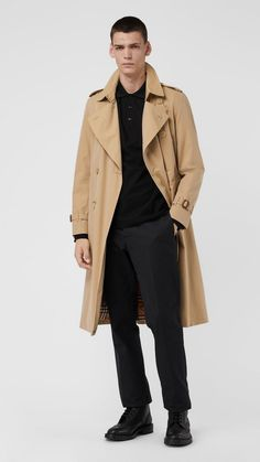 6accbf2e702d 54 Best Winter - trench coat images | Fall winter fashion, Ladies ...