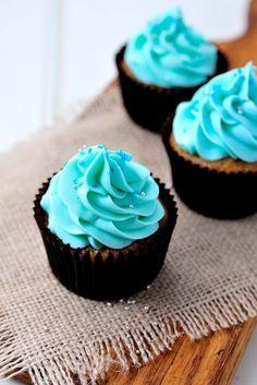 Sweet Potato Almond Cupcakes~