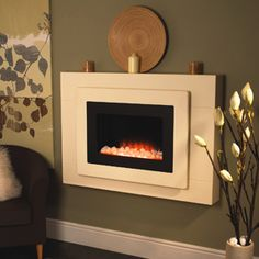 amantii built in  wall mounted electric fireplace  blt u2010in