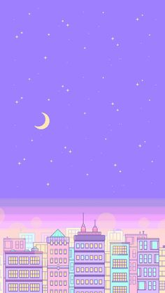 Kawaii Nightsky