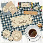 Receta infalible de bolas de fraile | Tarjetas Imprimibles Tableware, Ideas Geniales, Coco, Baskets, Carp, Tatoo, Fruit Tarts, Appetizer Recipes, Sweets
