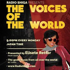 "Check out ""The Voices of the World - Chapter 16 - 2016 04 18"" by RadioShiga on Mixcloud"