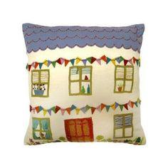 Festive Home Cushion   Dunelm