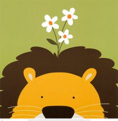 Do you often play peek-a-boo games with your child? Thats what designer Yuko Lau did with her baby girl, and hence the reason her cute peak-a-boo art prints came about. Here is a collection of peek-a-boo art prints. Stretched Canvas Prints, Framed Art Prints, Poster Prints, Framed Wall, Art Posters, Lion Wall Art, Art Wall Kids, Canvas Poster, Canvas Art