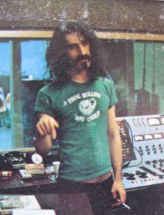 Zappa in the Studio